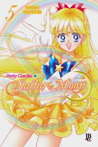 volume 5, sailor venus, sailor moon