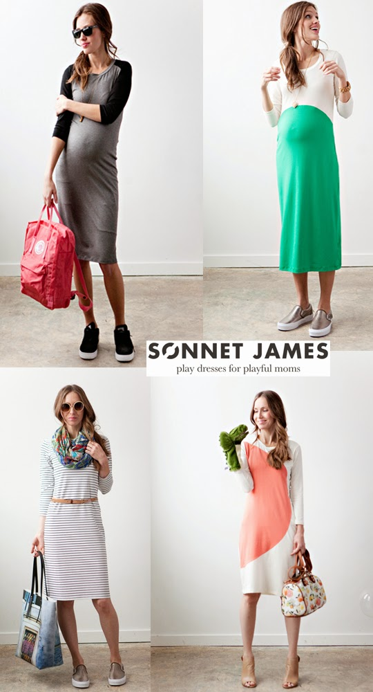 Hello Jack Blog - Loving: Sonnet James