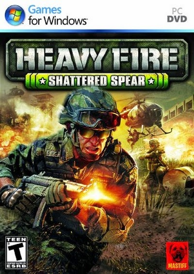 Heavy Fire Shattered Spear Single Link Iso Full Version