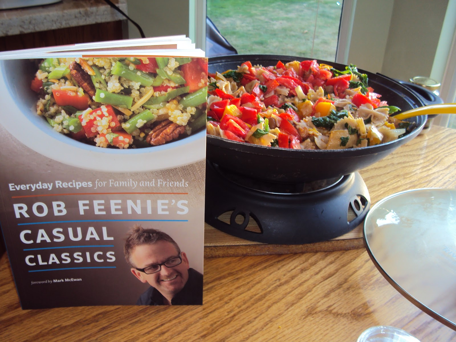 Life bites cook book chronicles rob feenies casual classics i love cook books i actually have been known to peruse cook books in bed before i fall asleep kinda weird i know forumfinder Images