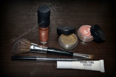 Kit BareGuide To Color Warm de Bareminerals