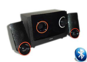Plafoniere Con Altoparlanti : Casse speaker subwoofer bluetooth usb sd altoparlanti con