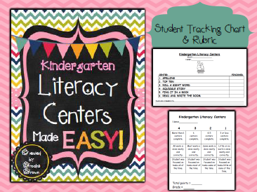 photograph about Printable Literacy Centers First Grade known as Literacy Facilities Intended Basic! - Coach Outside the house the Box