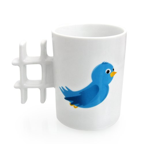 Funny Coffee Mugs And Mugs With Quotes Twitter Social Media Hashtag Mug