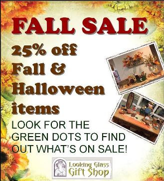 Fall Sale The Looking Glass At Cole Memorial
