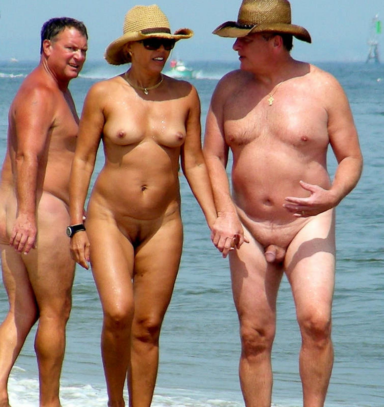 Sandy hook nudist