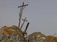 Subida al Cristo de los buzos