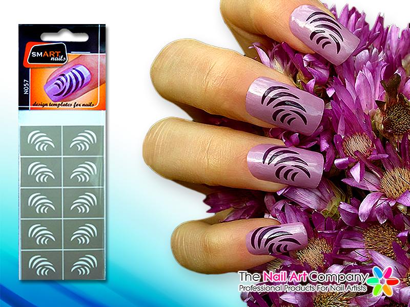 Smart Nail Art Stencils