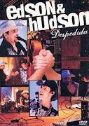 DVD - Edson e Hudson Despedida