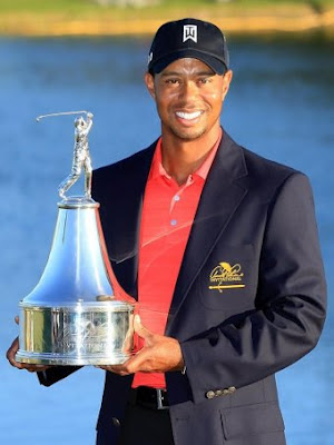 tiger woods first pga win