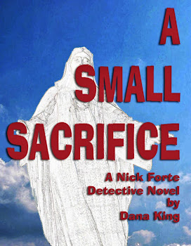 Click the cover to buy A SMALL SACRIFICE for your Kindle