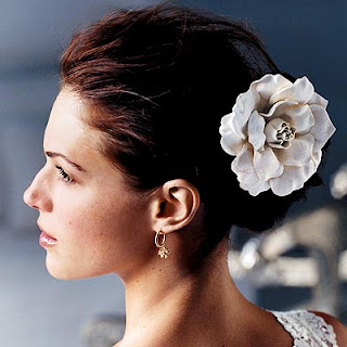bridal hair flowers accessories