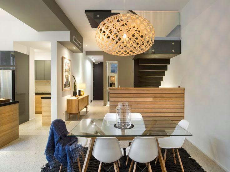 Sala de jantar moderna 2018