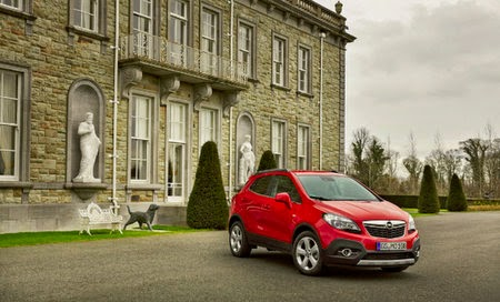 Irland - Grand Tour im Opel Mokka