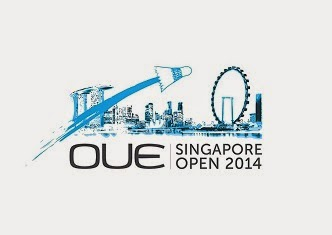 Hasil Skor Singapore Open Super Series 2014