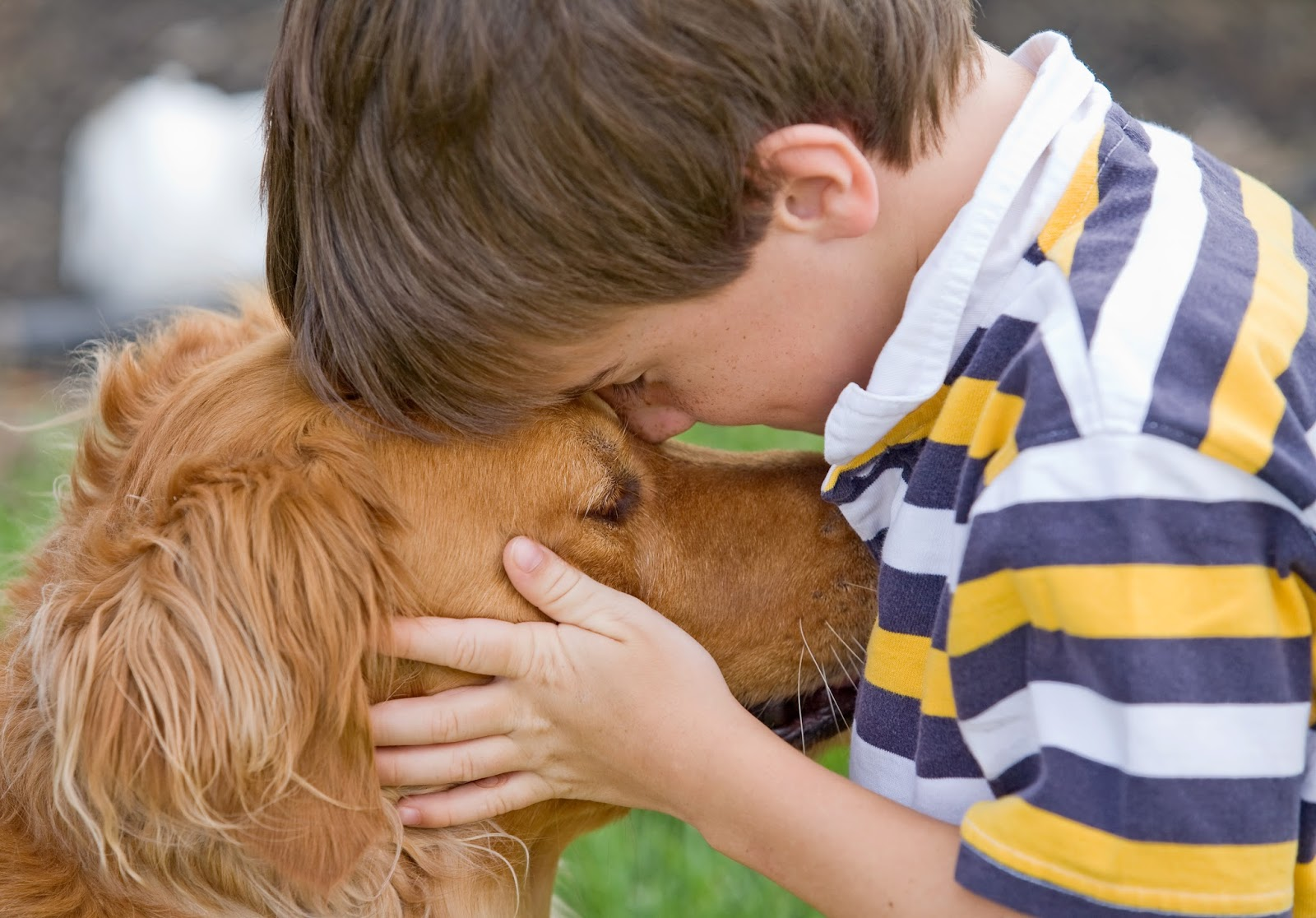 Teachable Moments: First Pets - A Boy and His Beloved Dog