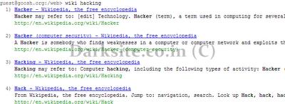 wiki hacker