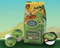 Green Mountain Coffee giveaway