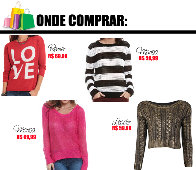 tendência-suéter-tricot-moda-tricô-fashion-onde-comprar-renner-leader-marisa