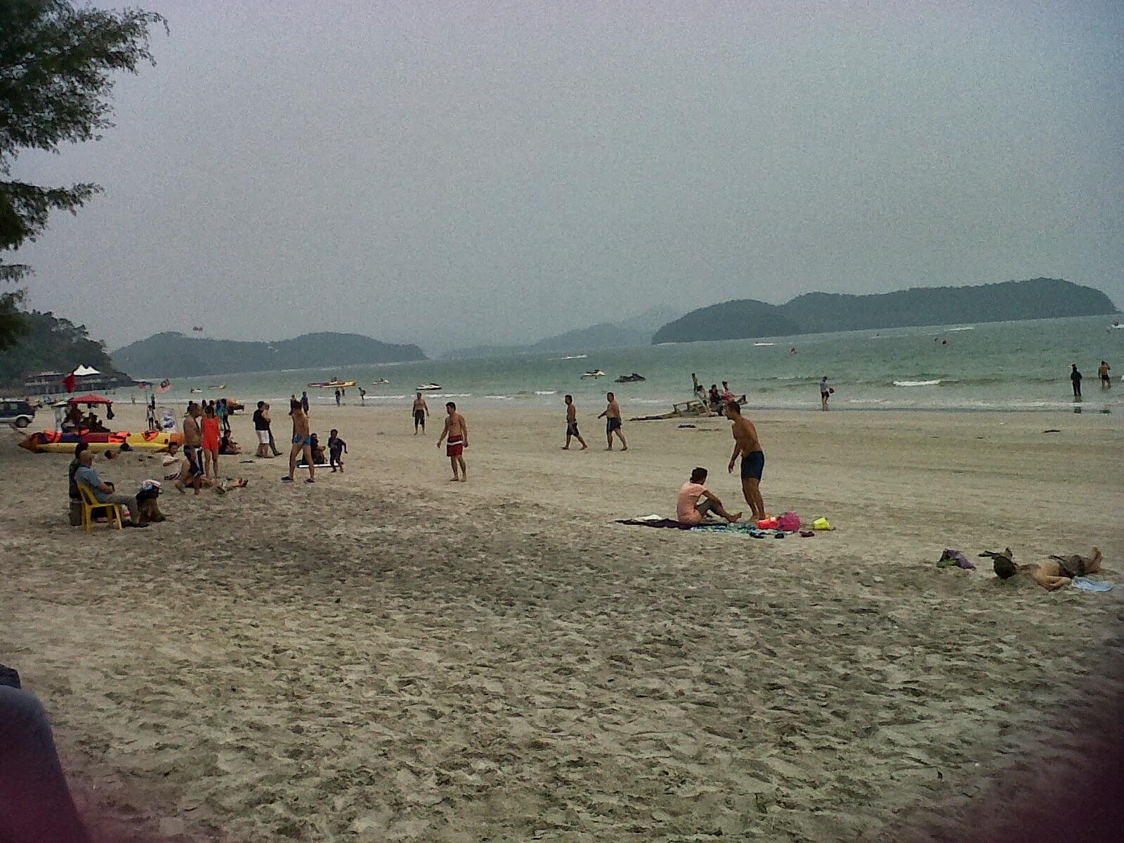 Pantai Chenang,Langkawi