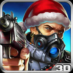Zombie Assault: Sniper Mod Apk (Unlimited Gold/Money) For Android Terbaru 2015