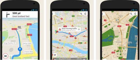 Aplikasi Map Android Terbaik