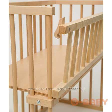 Кроватки приставные для новорожденных своими руками 94