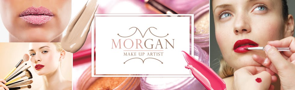 Morgan Make Up Artist