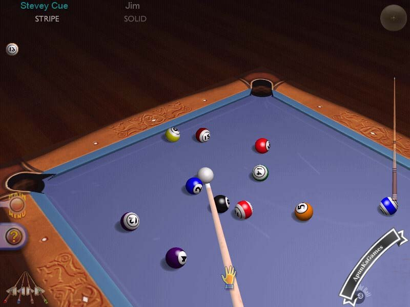 Maximum Pool Screenshots