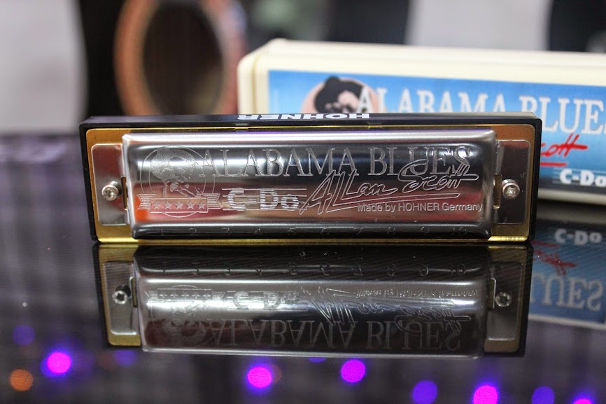 Hohner Alabama Blues Harp