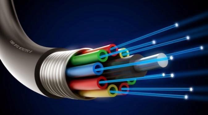 Foto Koneksi Internet Kecepatan Tinggi 10Gbps Telkom Download Cepat