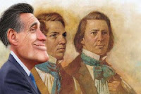 History, Mormonism as a religion and politics by Mitt Romney