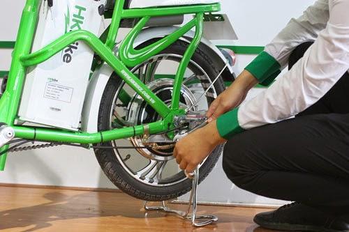 """Chế độ bảo hành dài hạn cũng là tiêu chí giúp HKbike """"ghi điểm"""" với người tiêu dùng."""