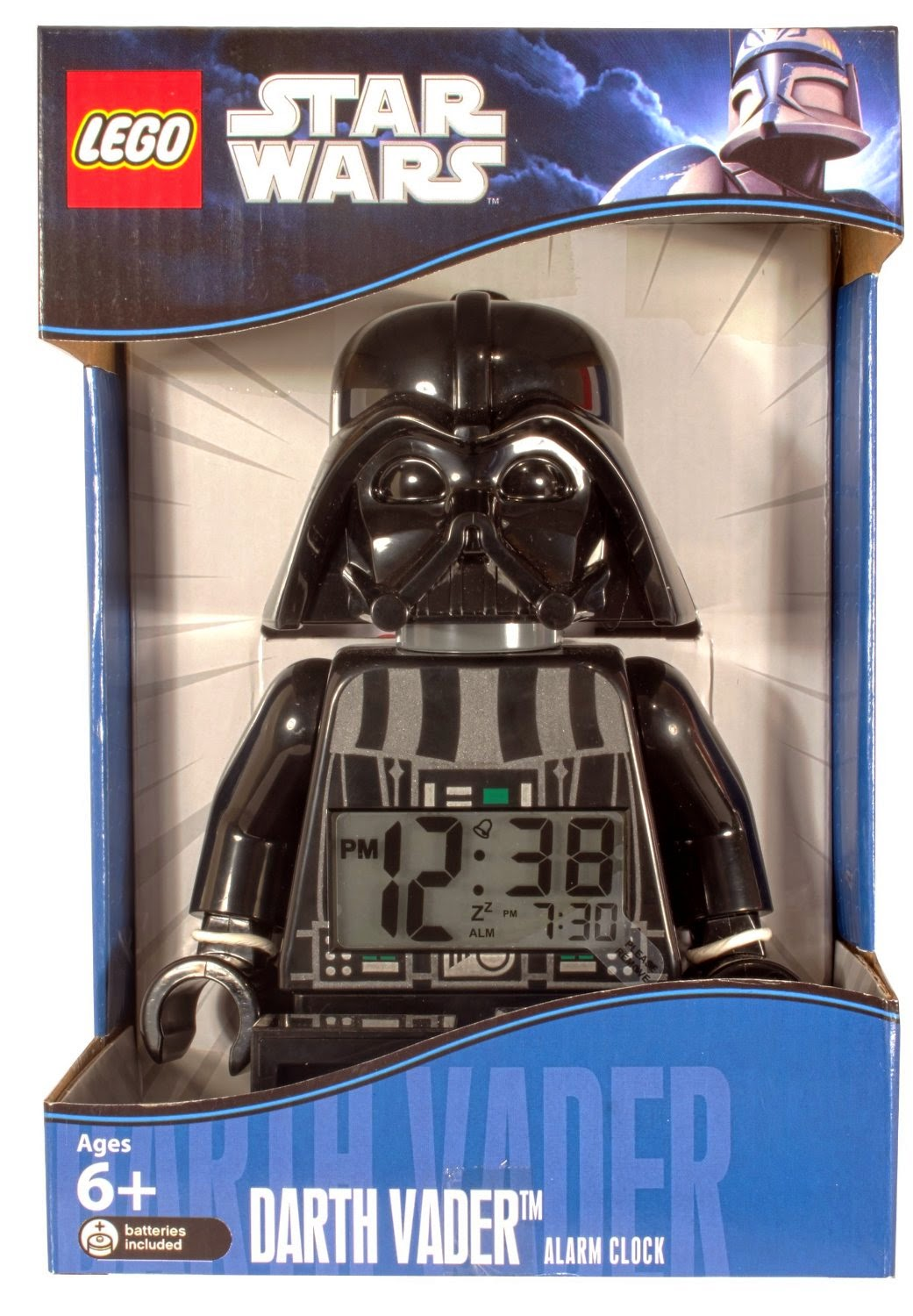 Despertador Darth Vader Star Wars