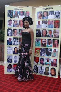 OJUKWUS REPRESENTATIVE AT THE SEASON 4 IN ENUGU (2008 )