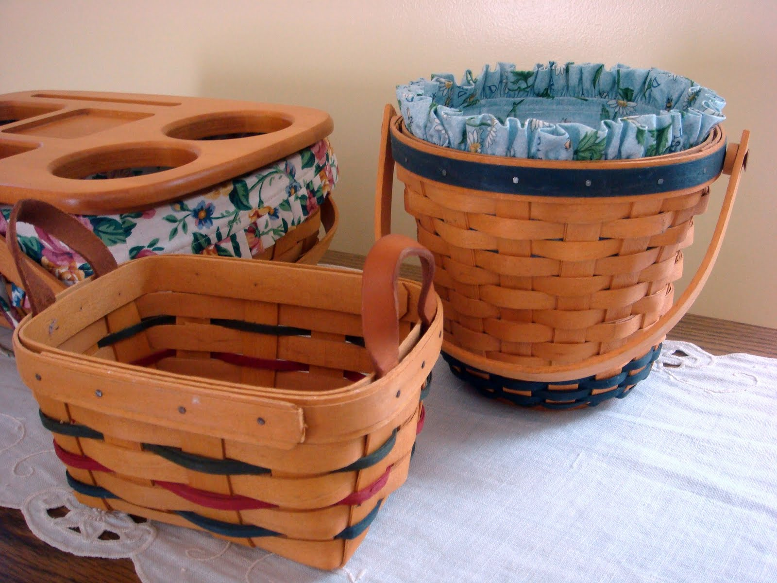 Longaberger Baskets For Sale 100 Longaberger Basket