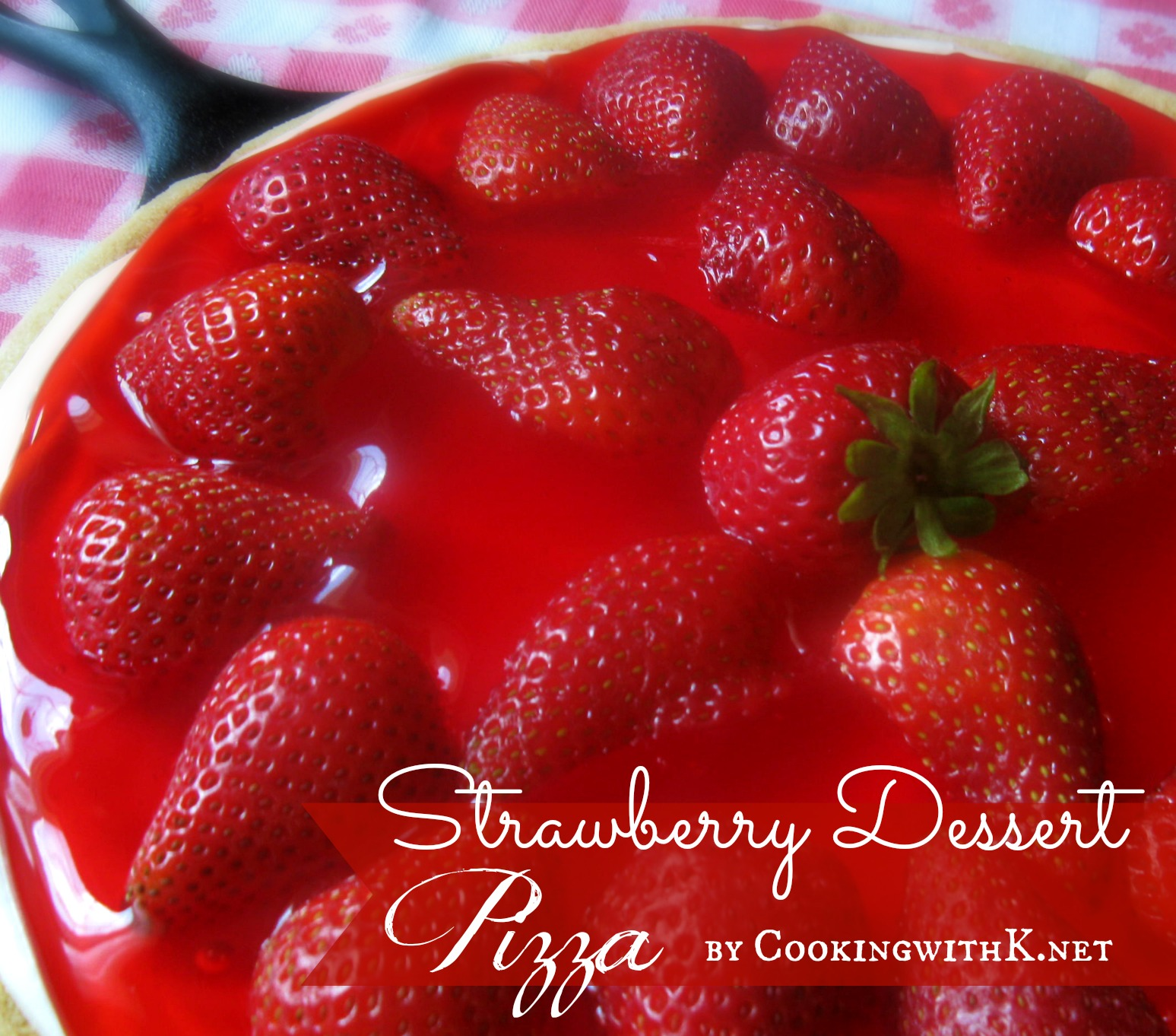 Cooking with K: A Delicious Dessert for July 4th! Easy ...