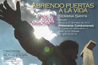 Pascua joven misionera