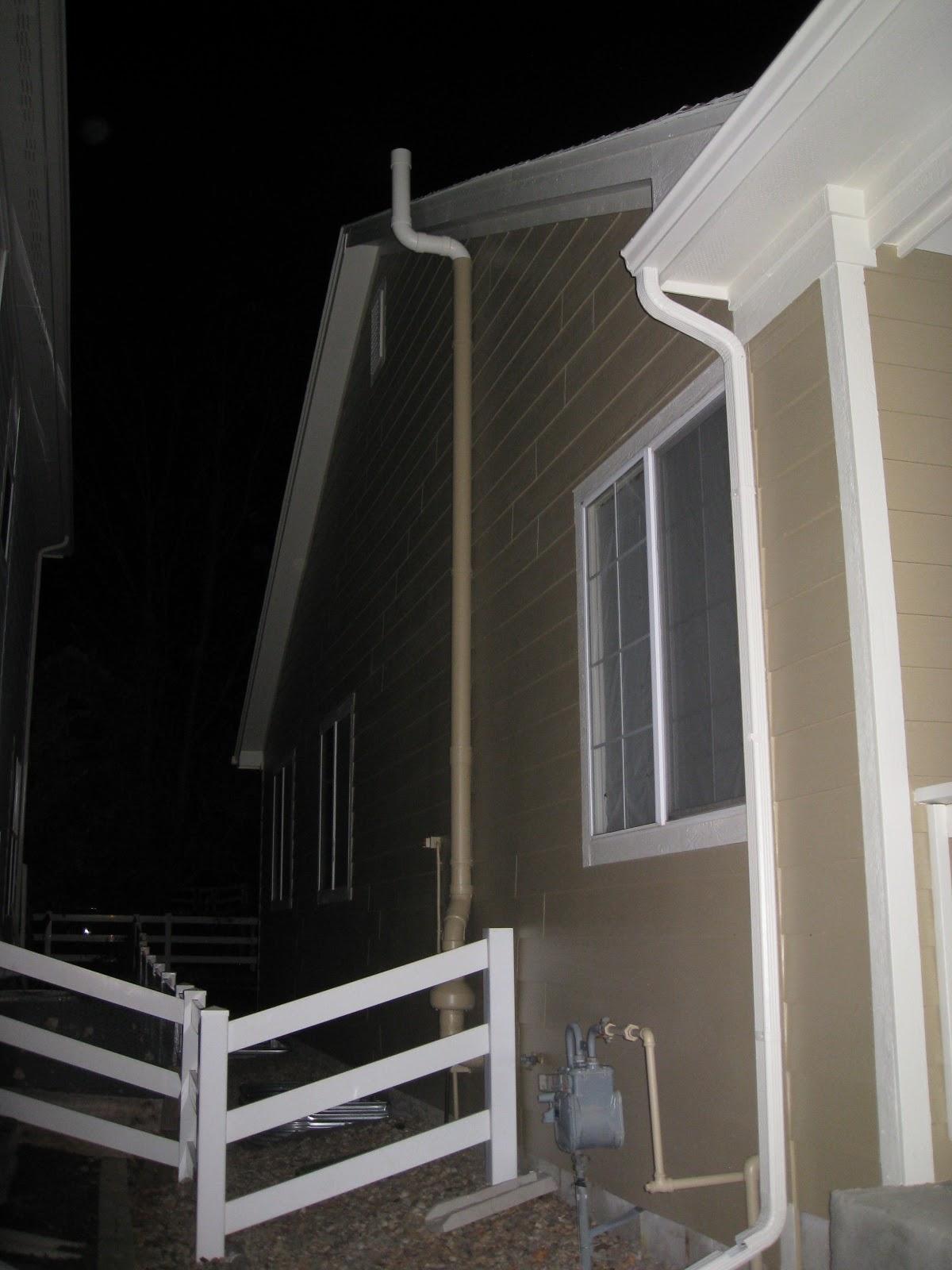 radon mitigation creating a basement