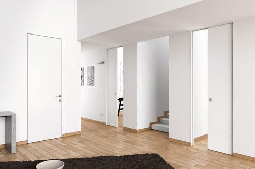 Arredo e design perch scegliere le porte filo muro - Porta filo muro prezzo ...