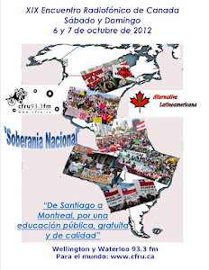XIX ENCUENTRO RADIOFONICO DE CANADA