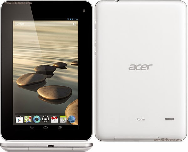 acer iconia tab driver installation