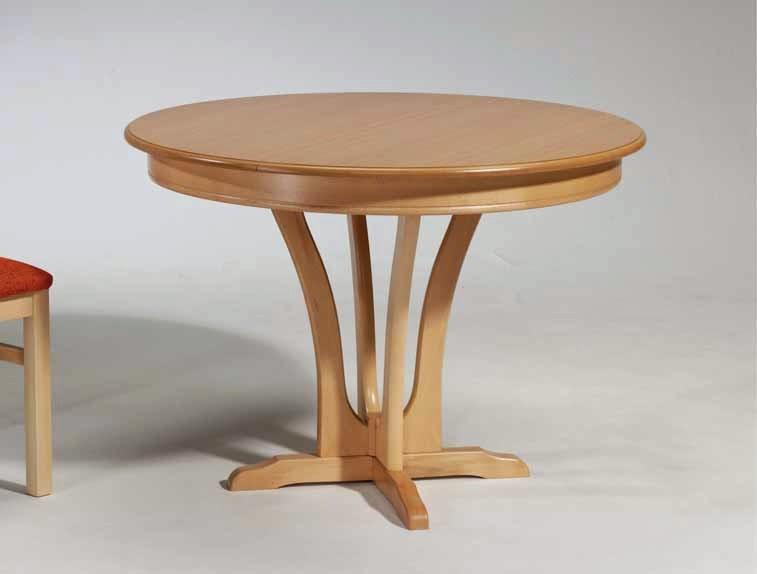 Muebles de comedor 5 mesas de comedor redondas extensibles - Mesas redondas comedor ...
