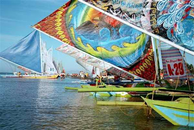 Paraw Regatta Festival 2013 celebration
