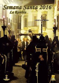 Cartel de la Semana Santa de La Rambla 2016