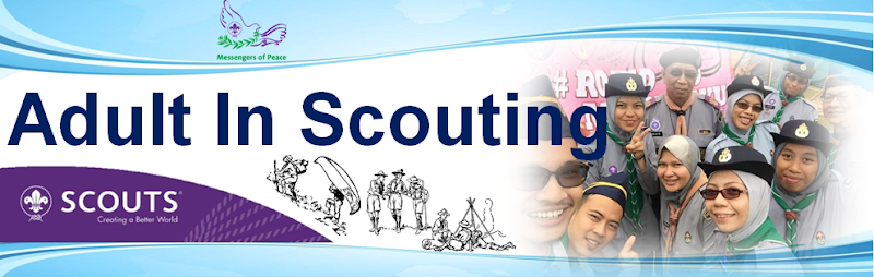 Adult In Scouting