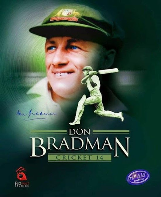 Download Don Bradman Cricket 14 FLT PC Game 1.98GB With Crack