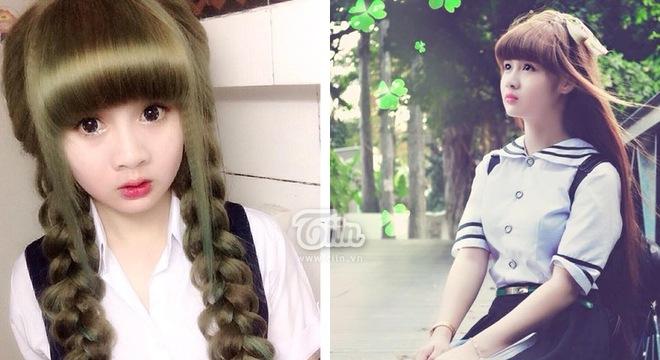 Nữ sinh viên Gia Lai 21 tuổi xinh như búp bê, bị nhầm là học sinh cấp 2