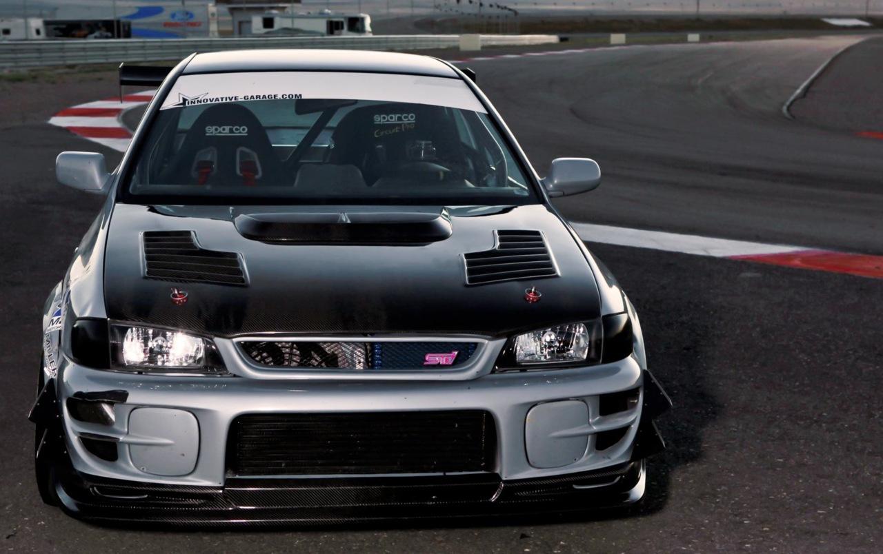 Subaru Impreza I GC WRX STi