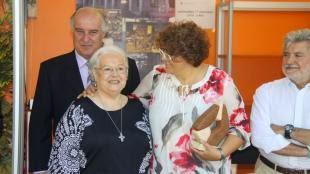 La Academia Galega do Audiovisual otorga su premio de honra a la actriz Fely Manzano